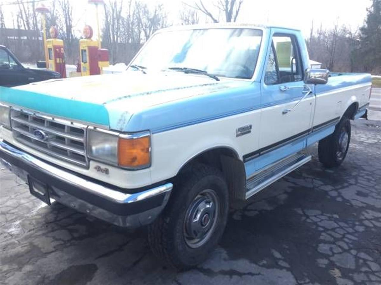 1987 Ford F250 >> 1987 Ford F250 For Sale Classiccars Com Cc 1194713