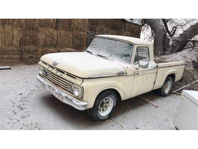 1963 Ford F100 (CC-1194729) for sale in Cadillac, Michigan