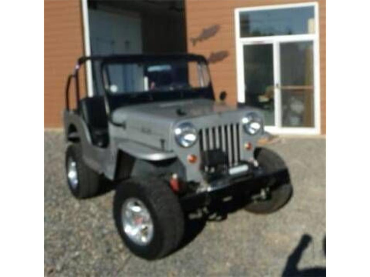 1964 Jeep CJ (CC-1194739) for sale in Cadillac, Michigan