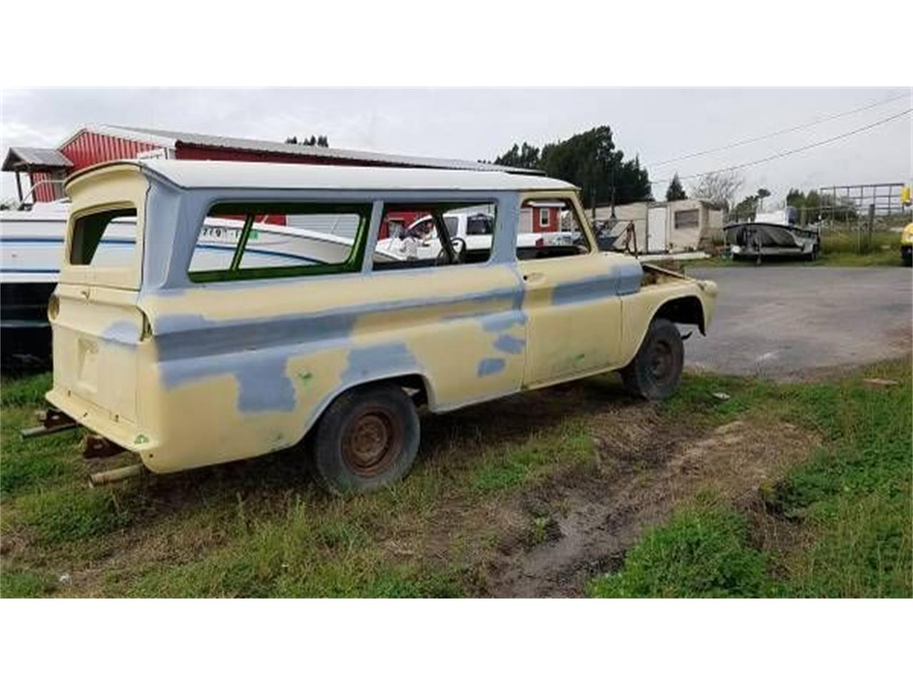 1965 Chevrolet Suburban (CC-1194740) for sale in Cadillac, Michigan