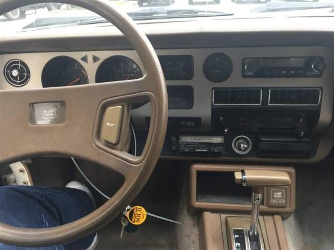 1979 Toyota Celica (CC-1194754) for sale in Cadillac, Michigan