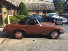 1979 MG Midget (CC-1194756) for sale in Cadillac, Michigan