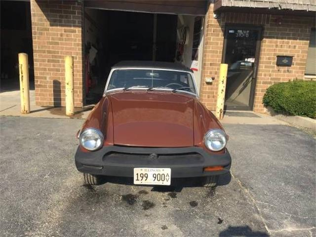 1979 MG Midget (CC-1194756) for sale in Cadillac, Michigan