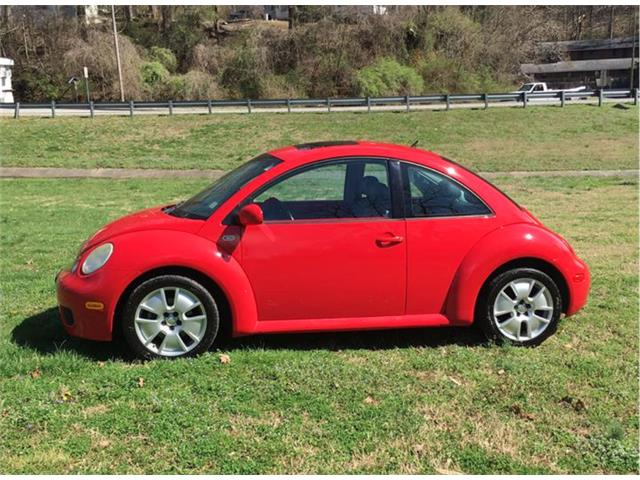 2002 Volkswagen Beetle (CC-1194835) for sale in Signal Mountain, Tennessee