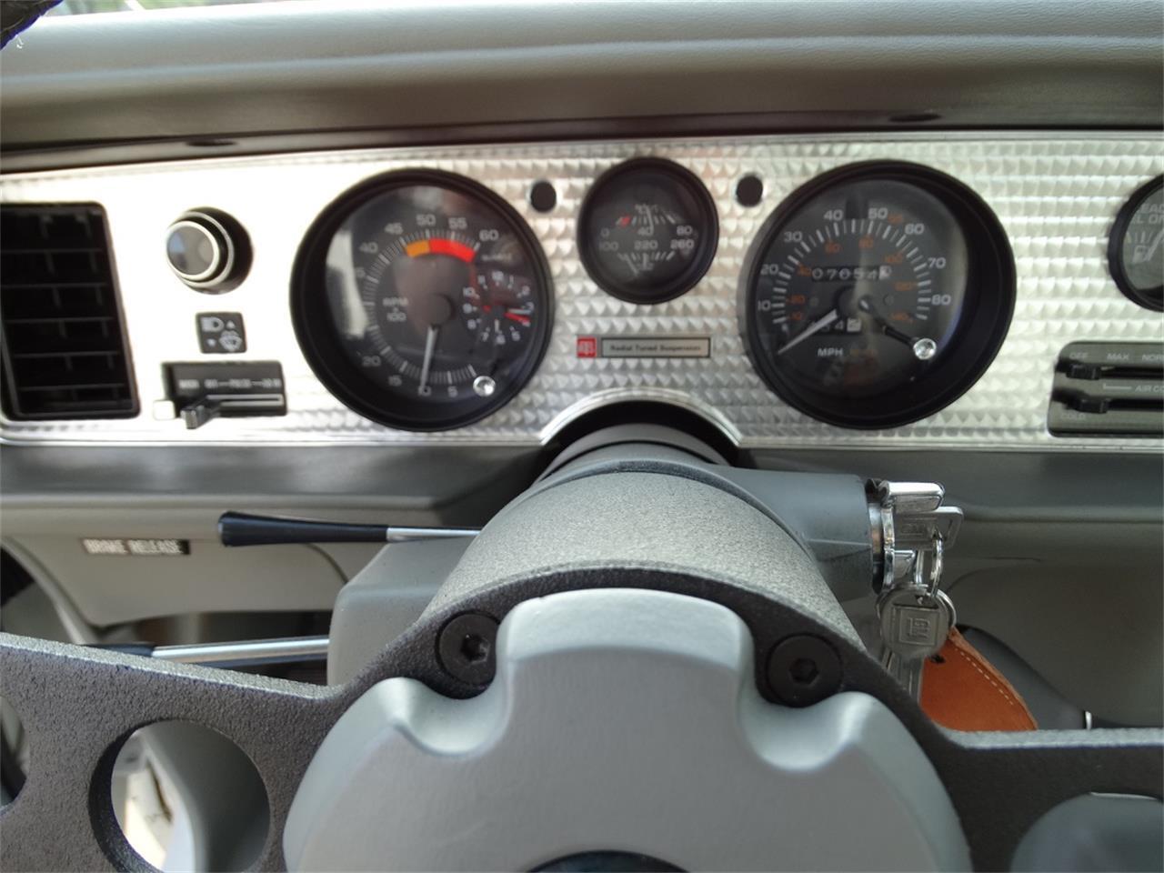 1980 Pontiac Firebird Trans Am Turbo Indy Pace Car Edition (CC-1194837) for sale in Dallas, Texas