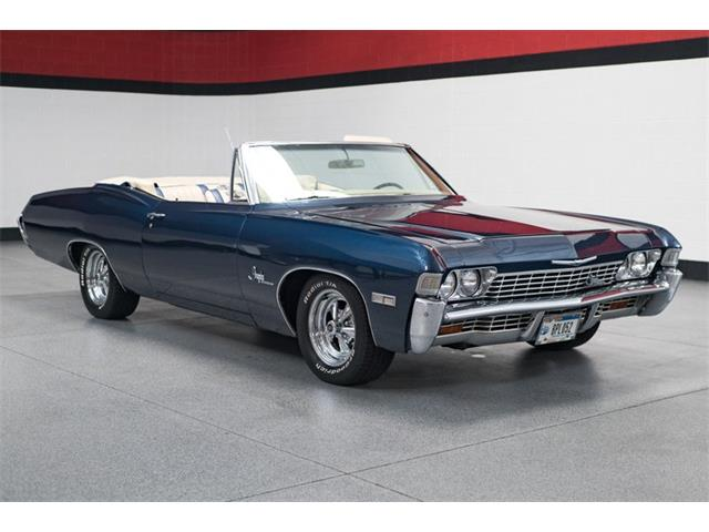 1968 Chevrolet Impala (CC-1194843) for sale in Gilbert, Arizona