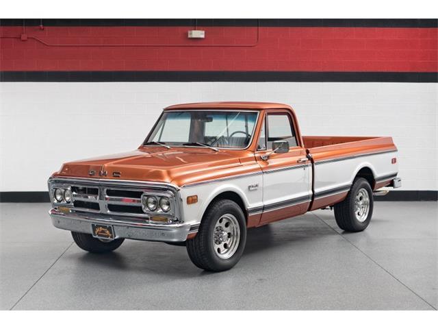 1972 GMC 3/4 Ton Pickup (CC-1194862) for sale in Gilbert, Arizona