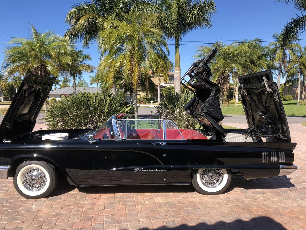 1960 Ford Thunderbird (CC-1194874) for sale in Cape Coral, Florida