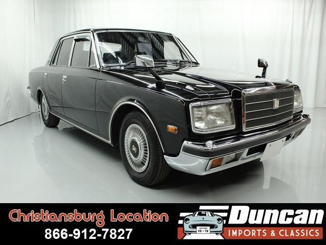 1989 Toyota Century (CC-1194897) for sale in Christiansburg, Virginia