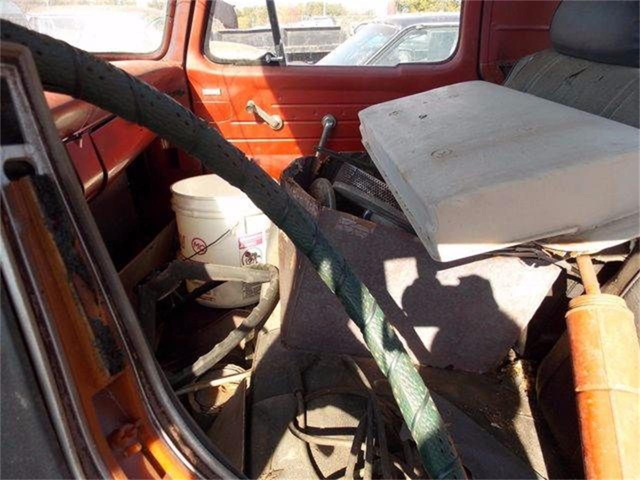 1963 Ford F100 (CC-1194899) for sale in Cadillac, Michigan