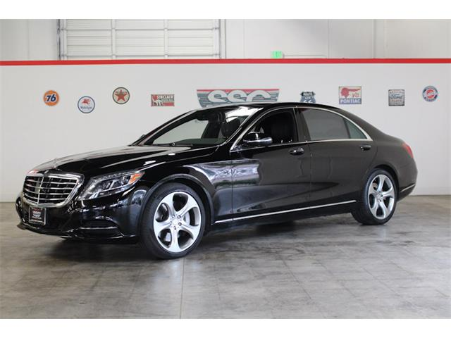 2015 Mercedes-Benz S550 (CC-1194904) for sale in Fairfield, California