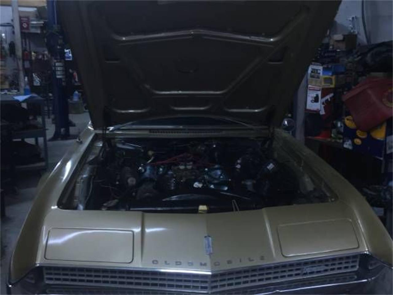 1967 Oldsmobile Toronado (CC-1194934) for sale in Cadillac, Michigan