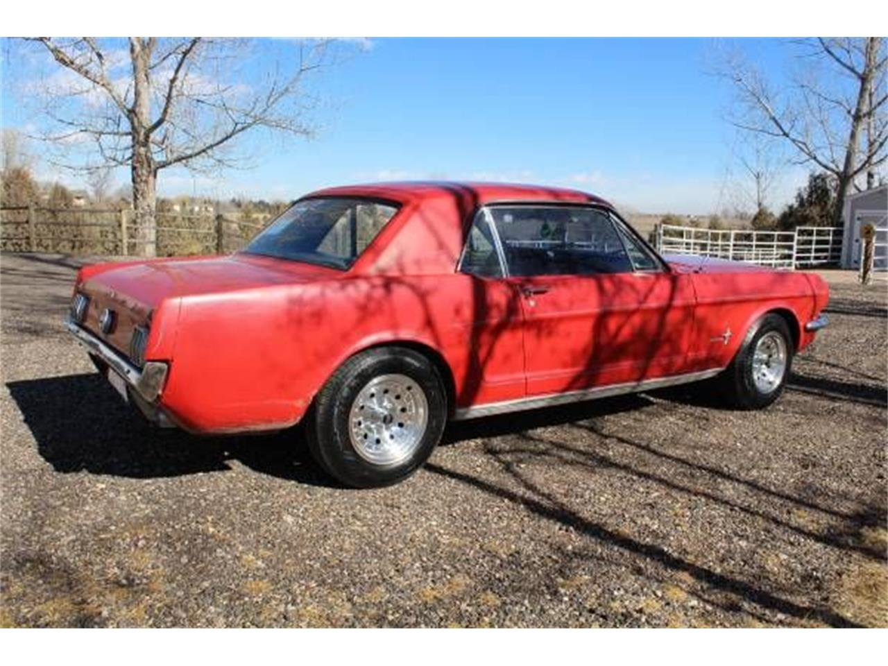 1966 Ford Mustang (CC-1194942) for sale in Cadillac, Michigan