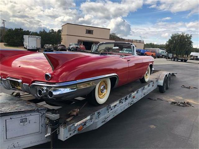 1957 Cadillac Eldorado (CC-1194947) for sale in Cadillac, Michigan