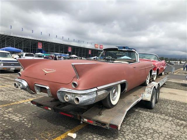 1957 Cadillac Eldorado (CC-1194948) for sale in Cadillac, Michigan