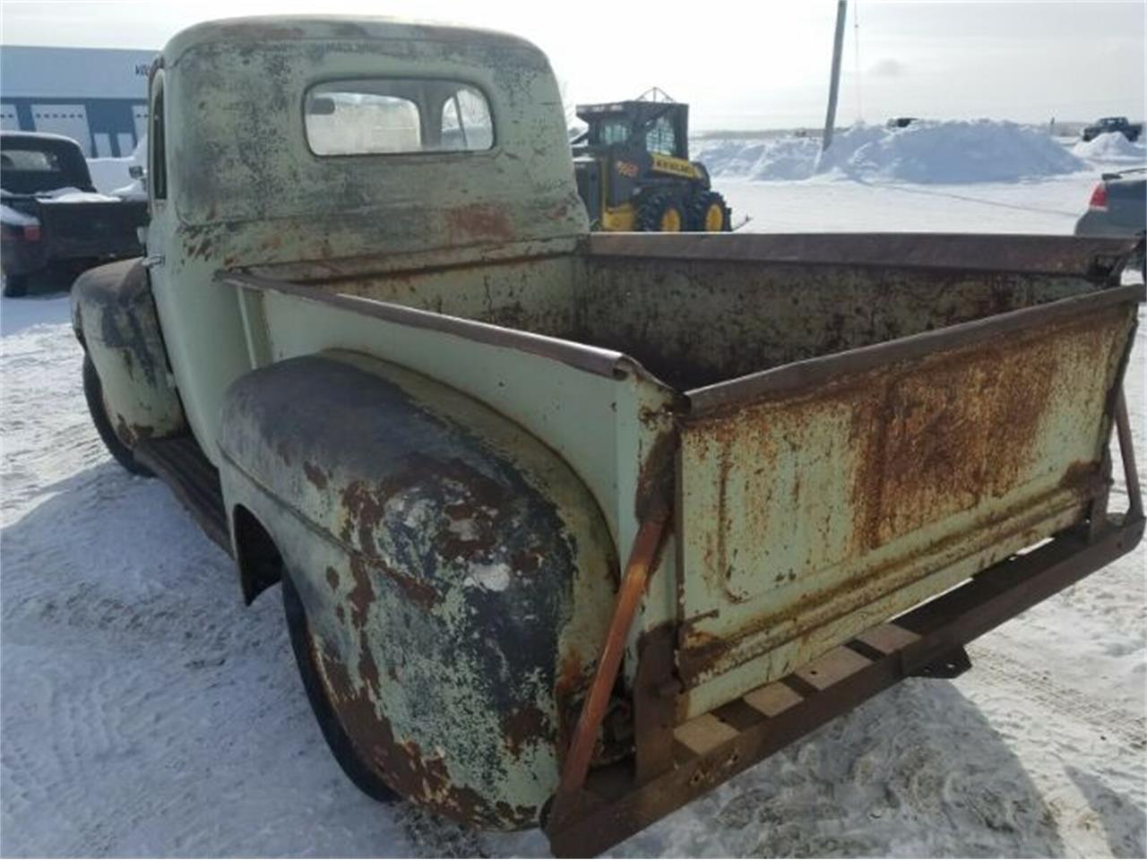 1949 Ford F100 (CC-1194952) for sale in Cadillac, Michigan