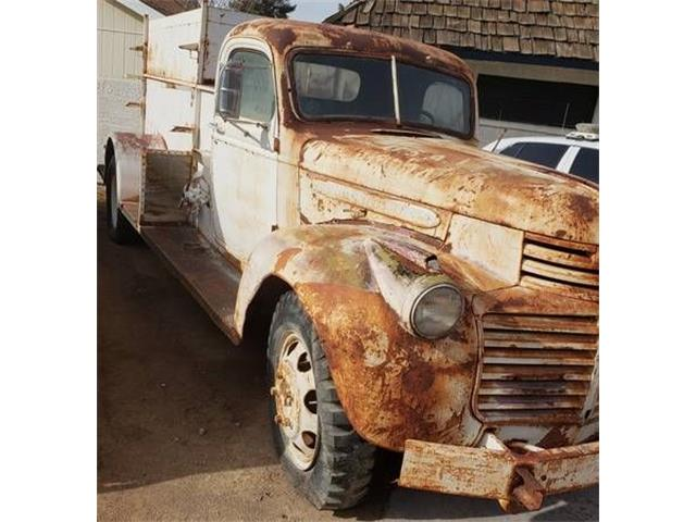 1942 GMC Fire Truck (CC-1194964) for sale in Cadillac, Michigan