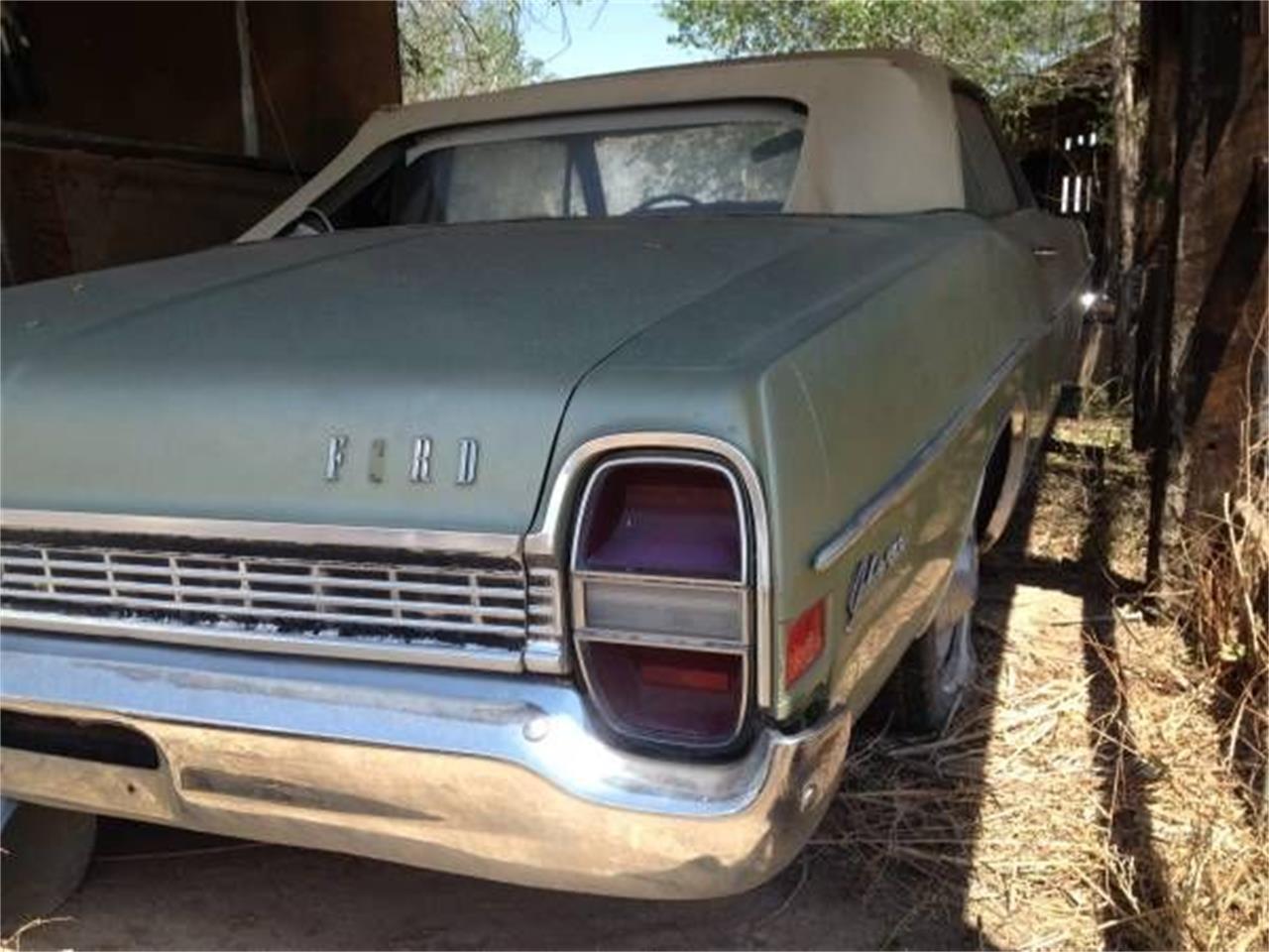 1968 Ford Galaxie 500 (CC-1194973) for sale in Cadillac, Michigan
