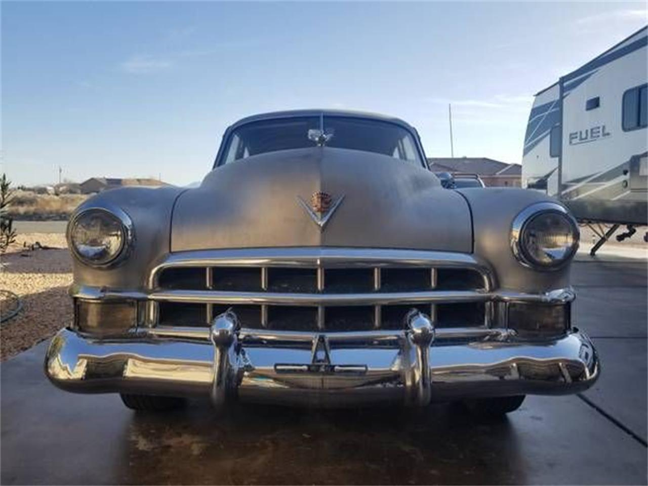 1949 Cadillac Series 62 (CC-1194982) for sale in Cadillac, Michigan