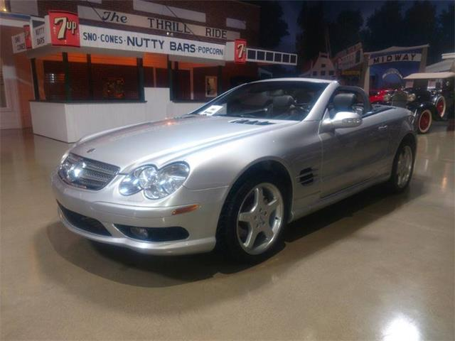 2003 Mercedes-Benz SL-Class (CC-1194998) for sale in West Okoboji, Iowa