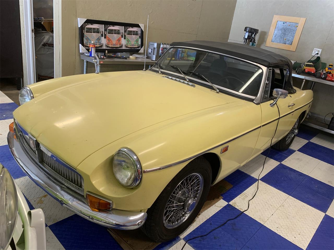 1969 MG MK II TD (CC-1190506) for sale in Salt Lake City, Utah
