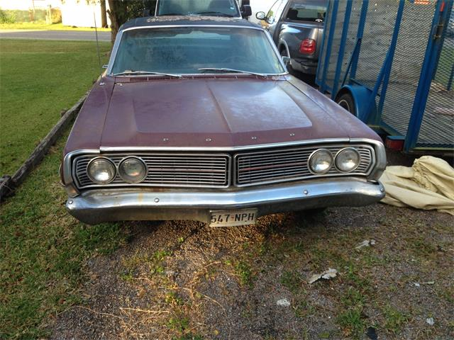1968 Ford Galaxie 500 XL (CC-1195092) for sale in Beaumont, Texas