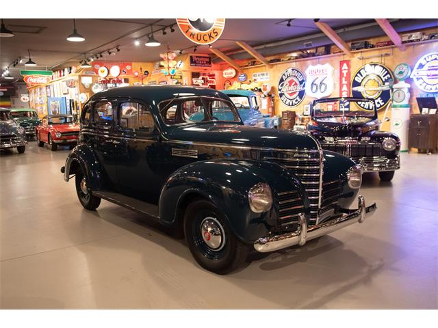 1939 Plymouth P-8 (CC-1195101) for sale in SUDBURY, Ontario