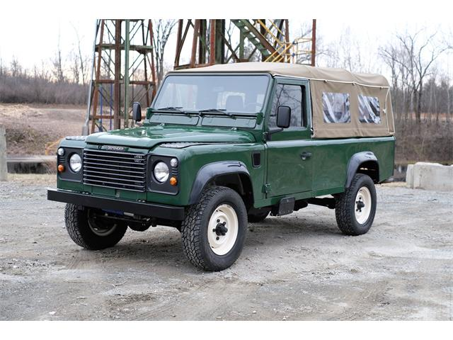 1990 Land Rover Defender (CC-1195124) for sale in Troy, New York