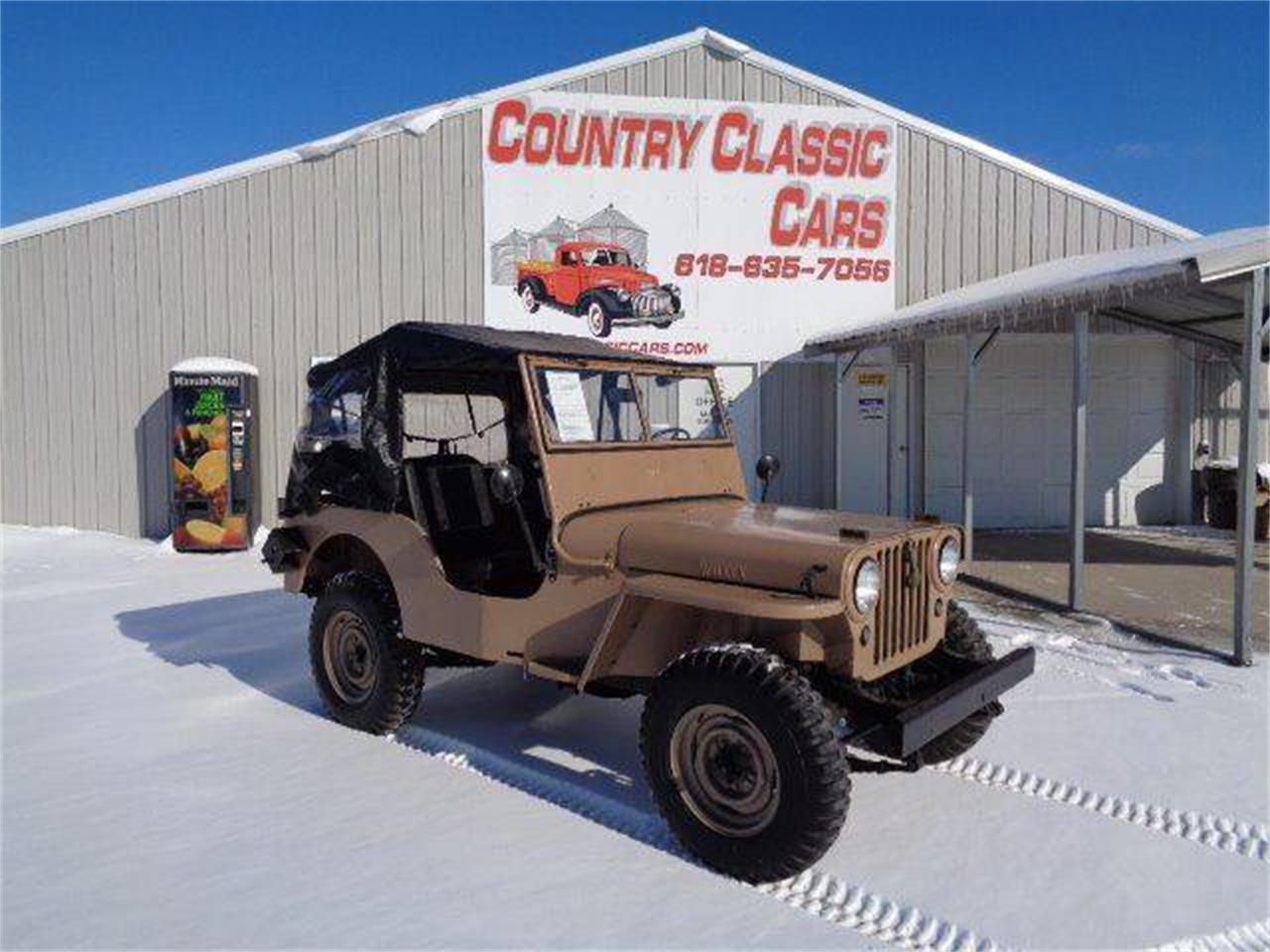 1946 Willys Jeep (CC-1195170) for sale in Staunton, Illinois