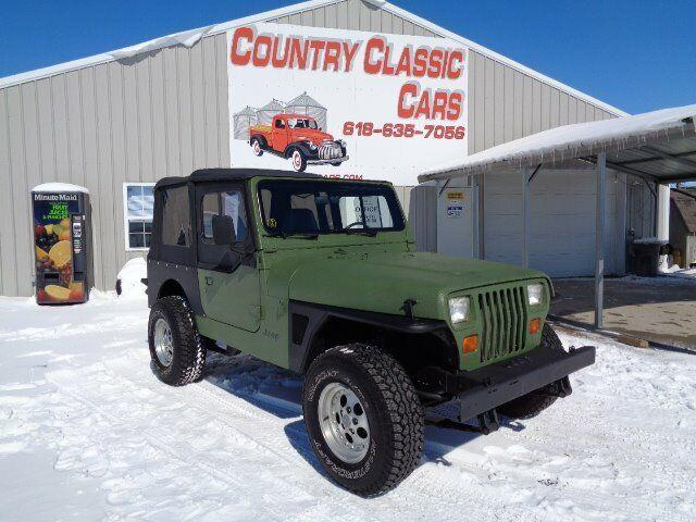 1994 Jeep Wrangler (CC-1195174) for sale in Staunton, Illinois