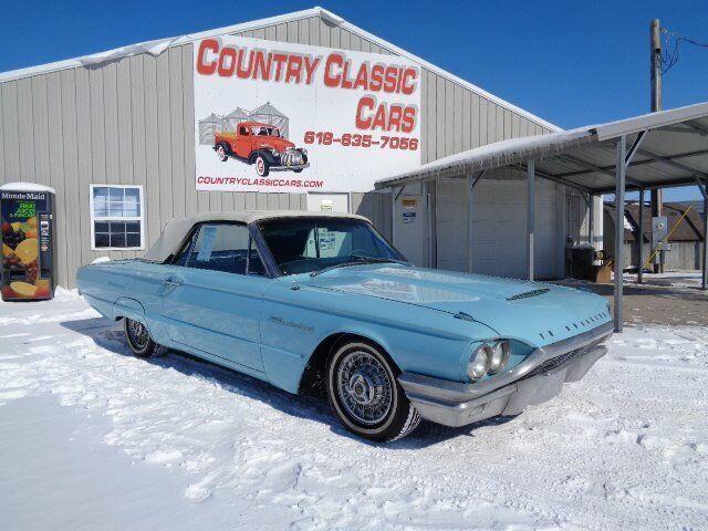 1964 Ford Thunderbird (CC-1195175) for sale in Staunton, Illinois