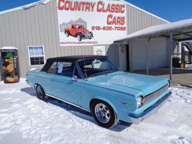 1966 AMC Rambler (CC-1195176) for sale in Staunton, Illinois