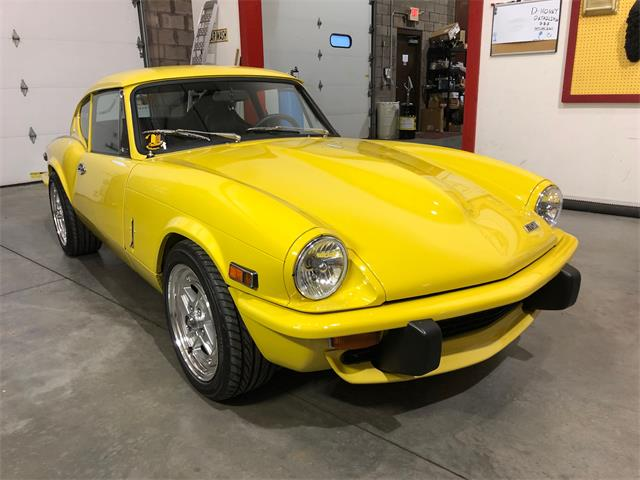 1973 Triumph GT-6 (CC-1190052) for sale in Frenchtown , New Jersey