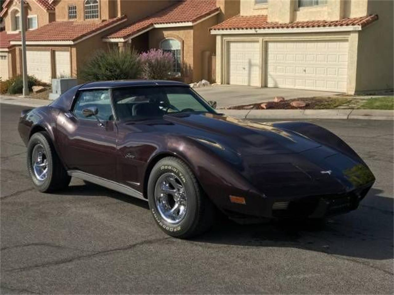 1977 Chevrolet Corvette (CC-1195206) for sale in Cadillac, Michigan