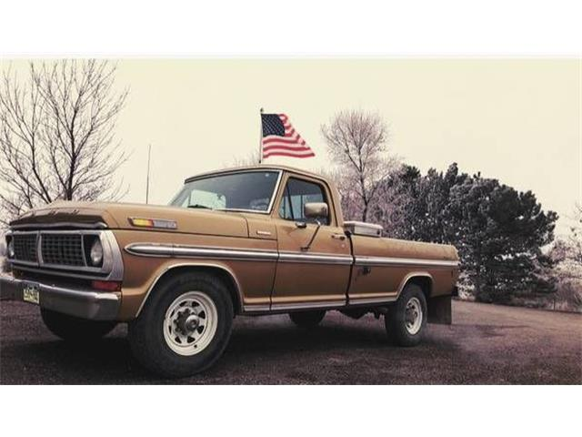 1970 Ford Pickup (CC-1195220) for sale in Cadillac, Michigan