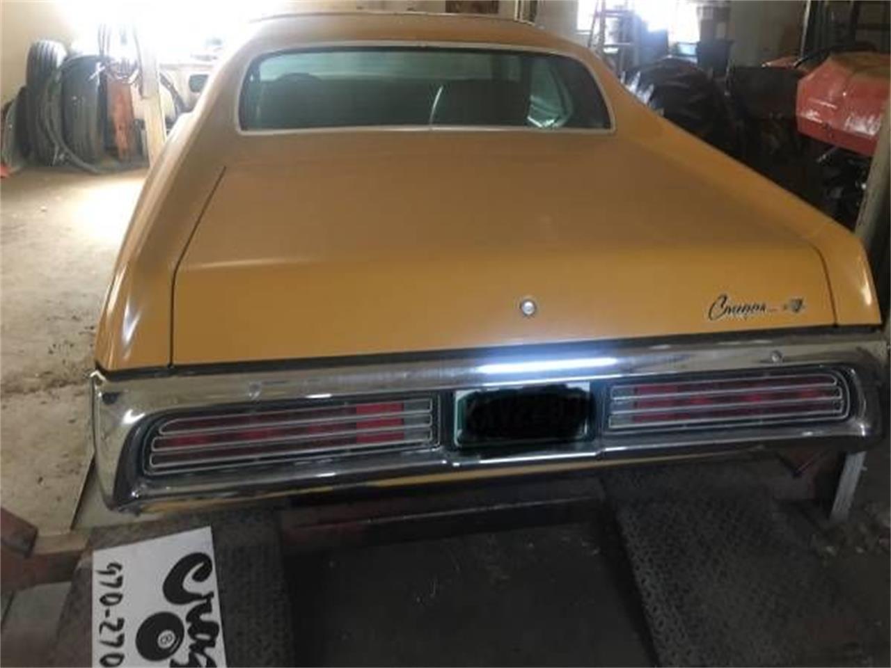 1971 Mercury Cougar (CC-1195221) for sale in Cadillac, Michigan