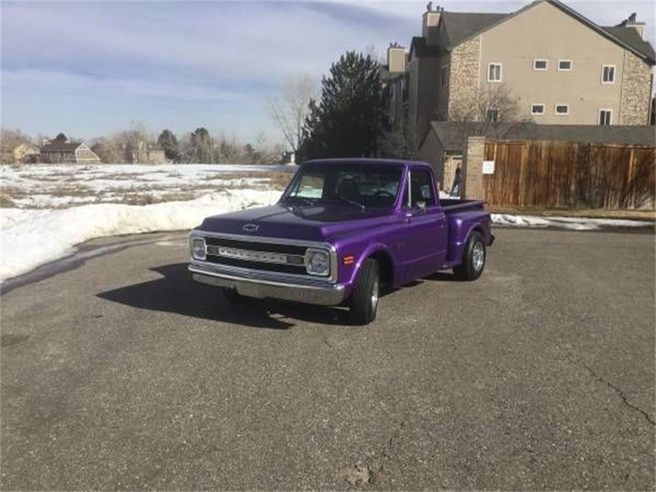 1971 Chevrolet C10 (CC-1195227) for sale in Cadillac, Michigan