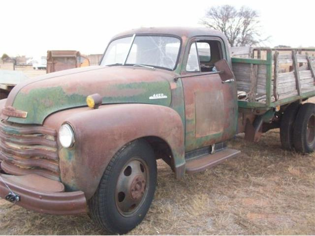 1951 Chevrolet Truck (CC-1195231) for sale in Cadillac, Michigan