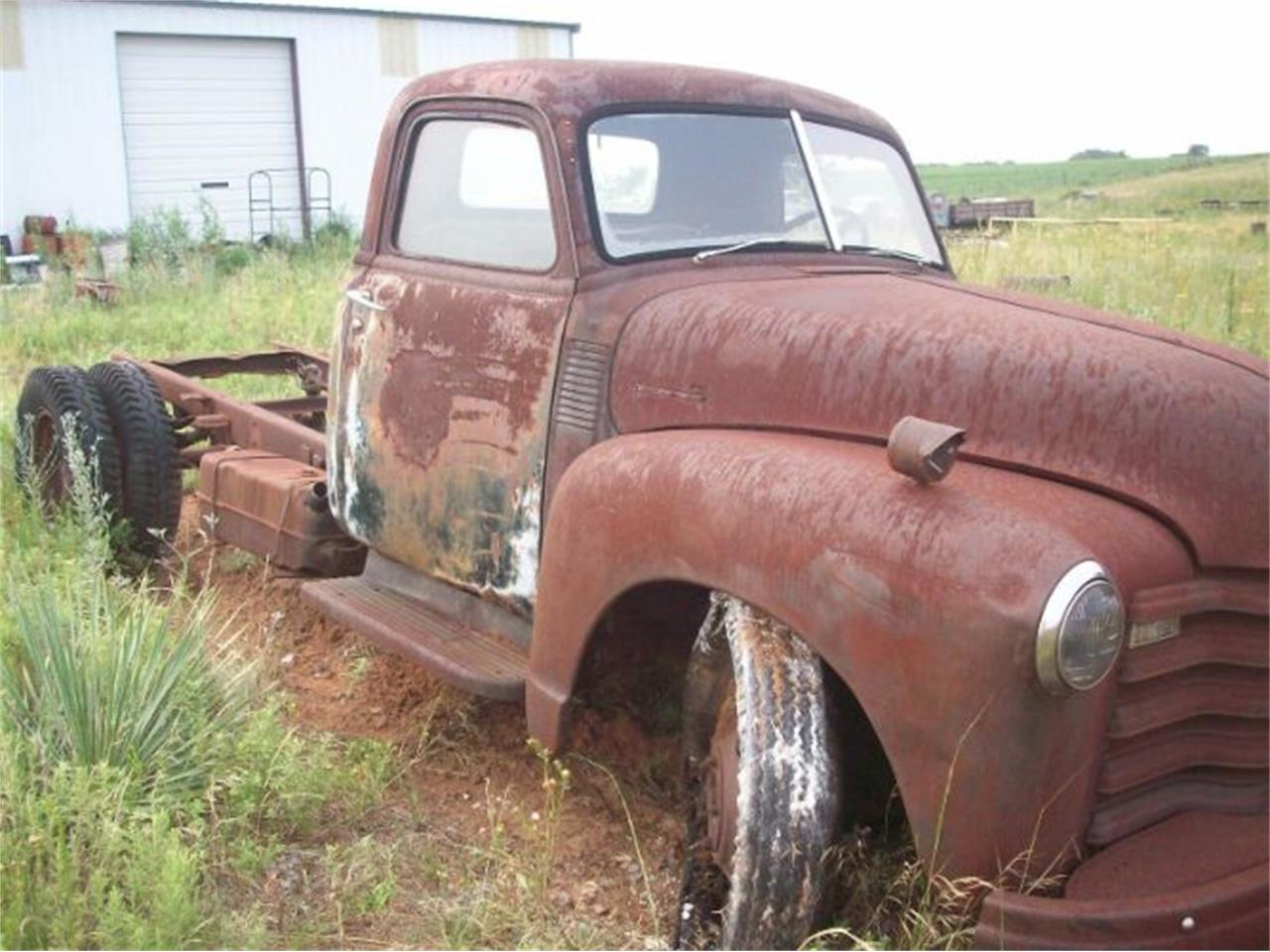 1953 Chevrolet Pickup (CC-1195232) for sale in Cadillac, Michigan