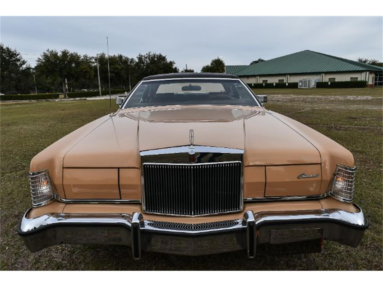 1974 Lincoln Continental (CC-1195233) for sale in Cadillac, Michigan