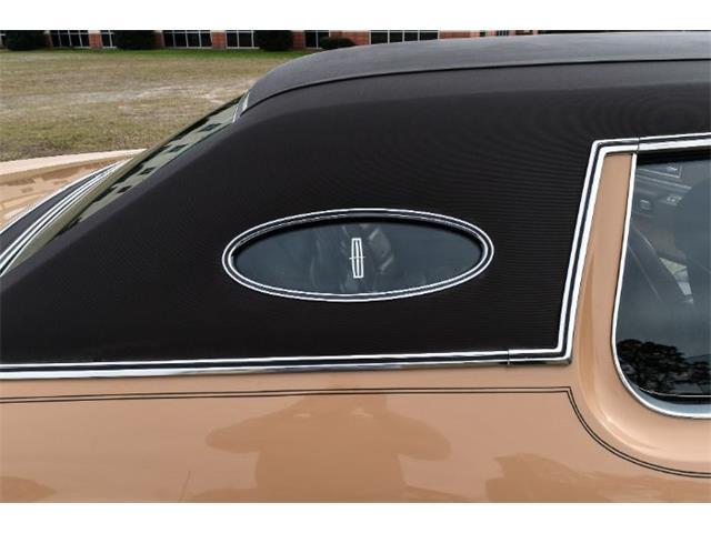 1974 Lincoln Continental (CC-1195233) for sale in Cadillac, Michigan