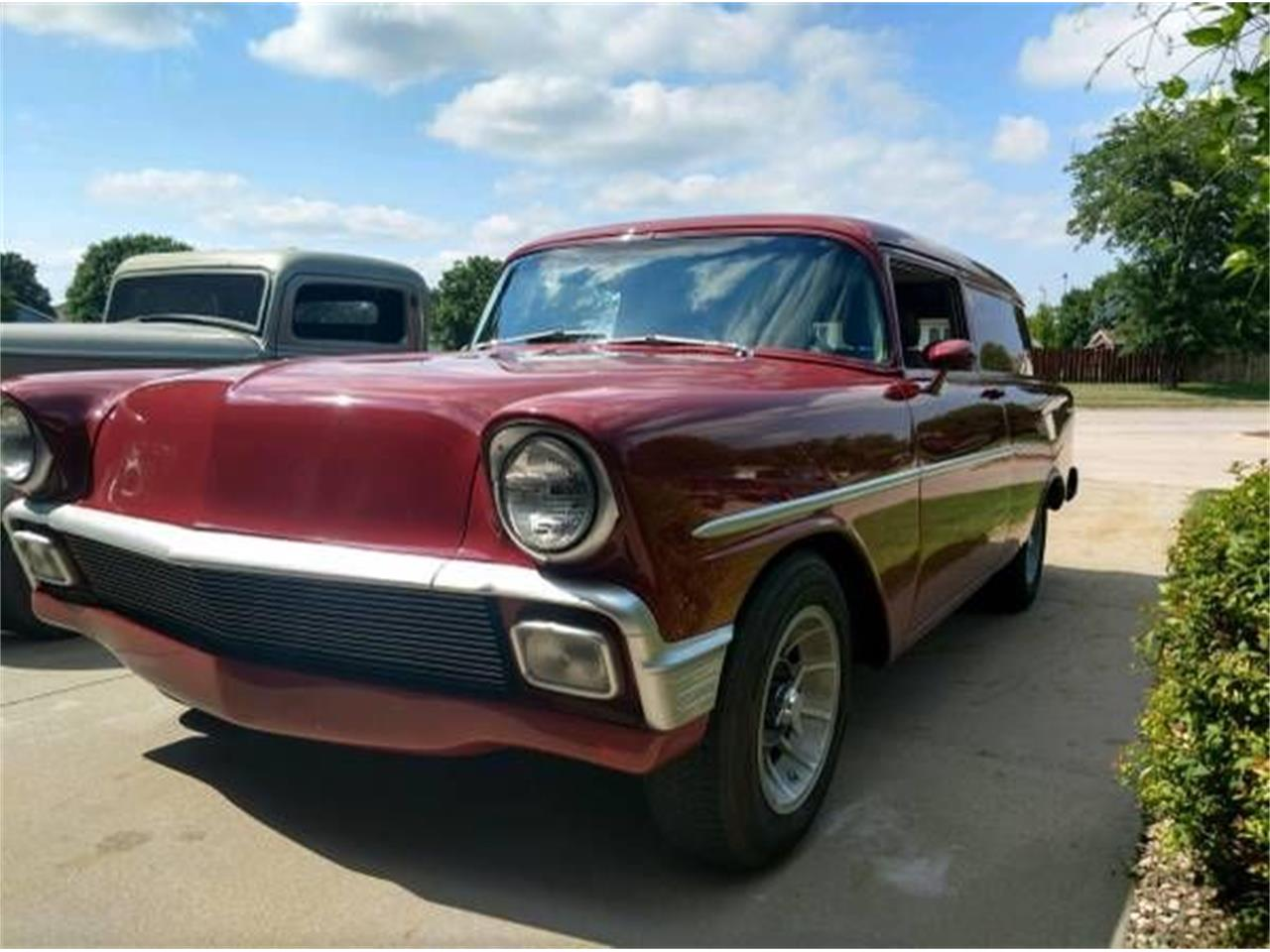 1956 Chevrolet Sedan Delivery (CC-1195241) for sale in Cadillac, Michigan