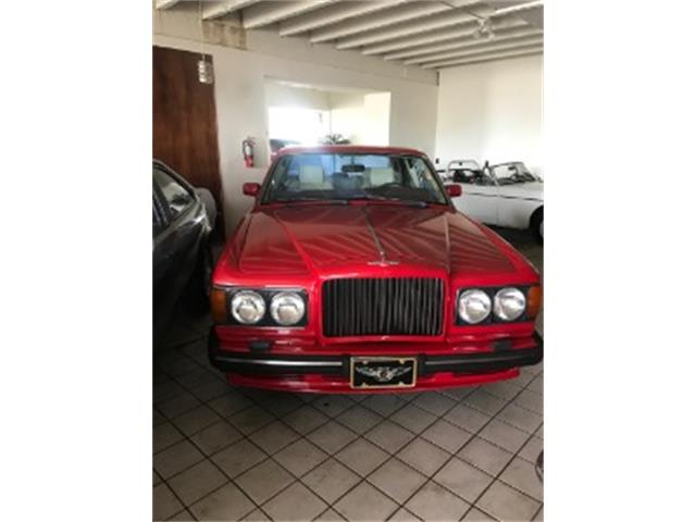 1989 Bentley Turbo (CC-1195256) for sale in Miami, Florida