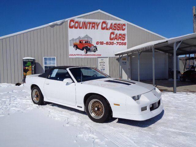 1988 Chevrolet Camaro (CC-1195421) for sale in Staunton, Illinois
