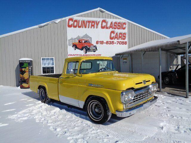 1960 Ford F100 (CC-1195423) for sale in Staunton, Illinois