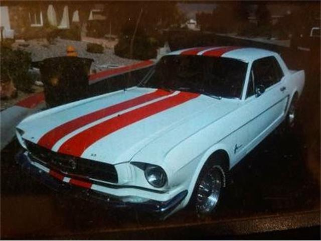 1964 Ford Mustang (CC-1195470) for sale in Cadillac, Michigan