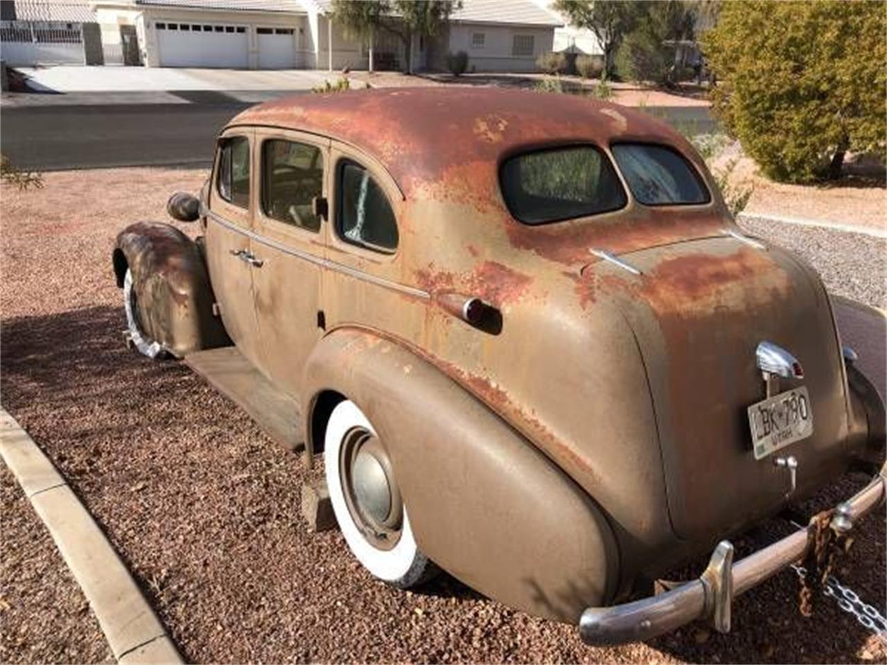 1937 Oldsmobile Sedan (CC-1195472) for sale in Cadillac, Michigan