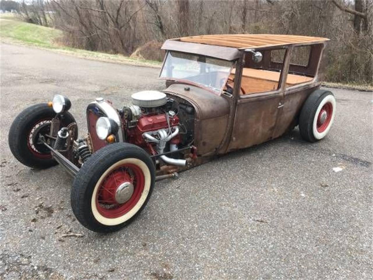1929 Ford Rat Rod For Sale Classiccars Com Cc 1195475