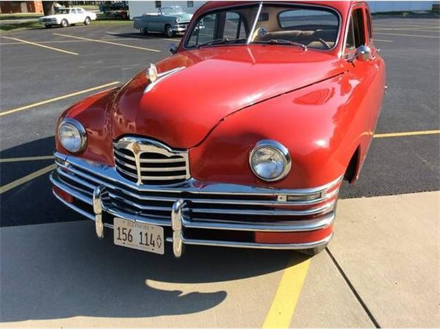 1948 Packard Deluxe (CC-1195483) for sale in Cadillac, Michigan