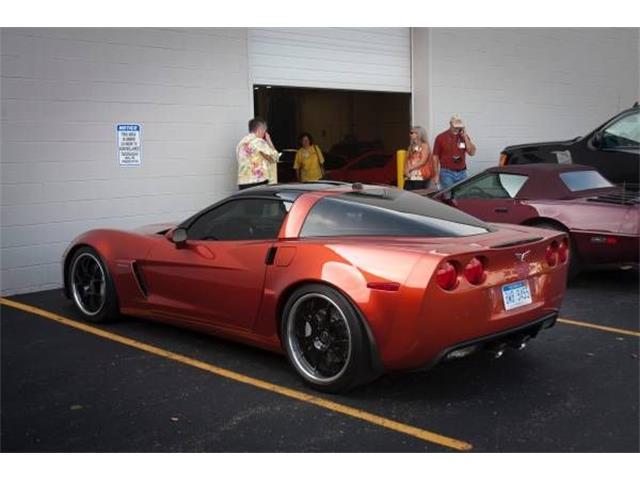 2005 Chevrolet Corvette (CC-1195489) for sale in Cadillac, Michigan